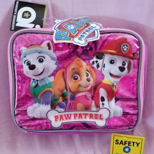 Other - Paw Patrol Lunch Bag
